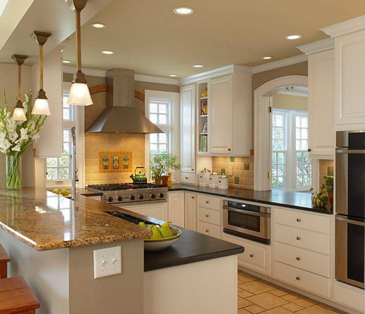 Beautiful 21 Cool Small Kitchen Design Ideas small kitchen designs ideas