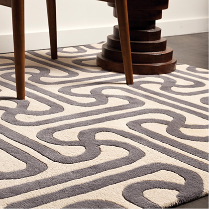 Decorate Your Living Room With Modern Rugs
