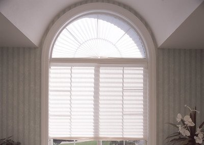 Beautiful Amazon.com: RediArch Fabric Arch Window Shade, 36 arch window shade