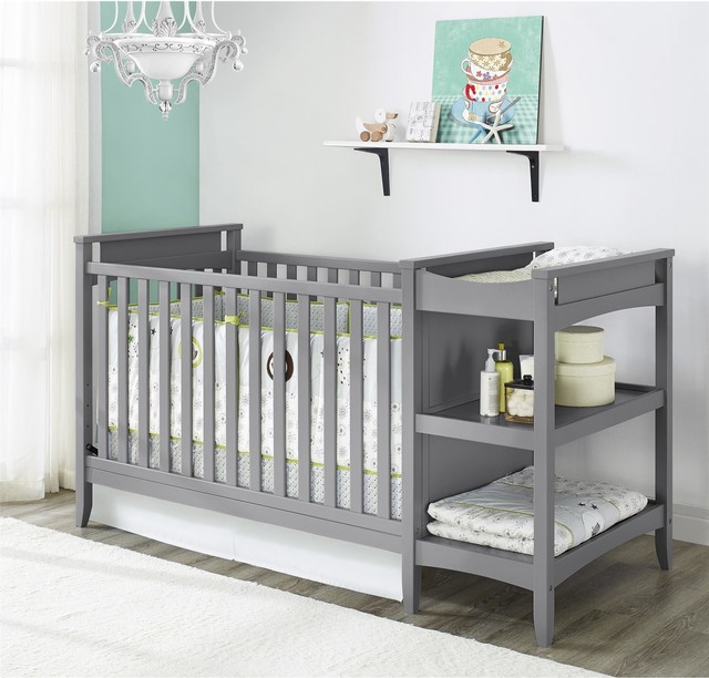 Beautiful Babies Nursery Sets Grey Furniture