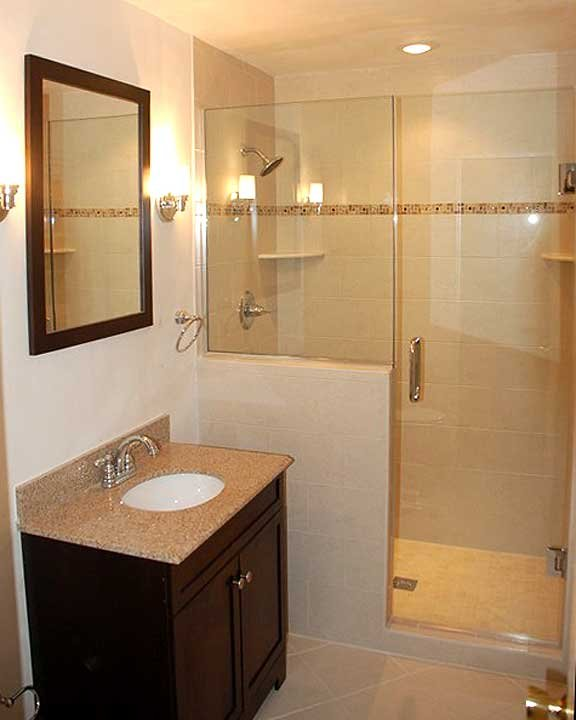 Shower remodel making the bathing experience better Bathroom remodel shower doors