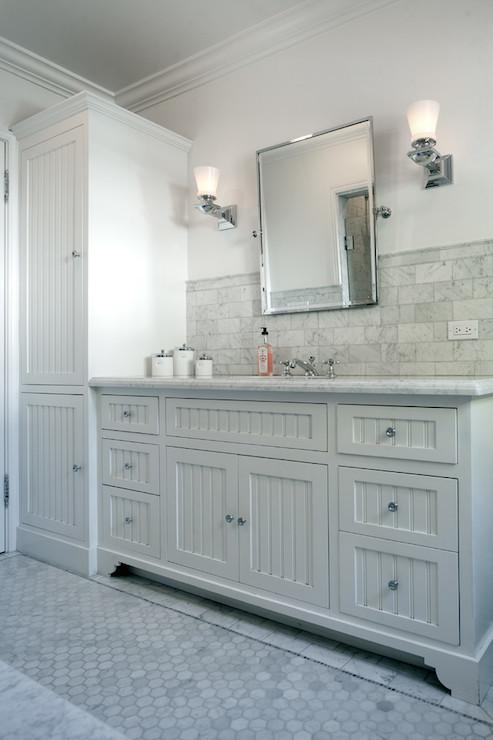 Beautiful Beadboard Sink Vanity view full size beadboard bathroom vanity