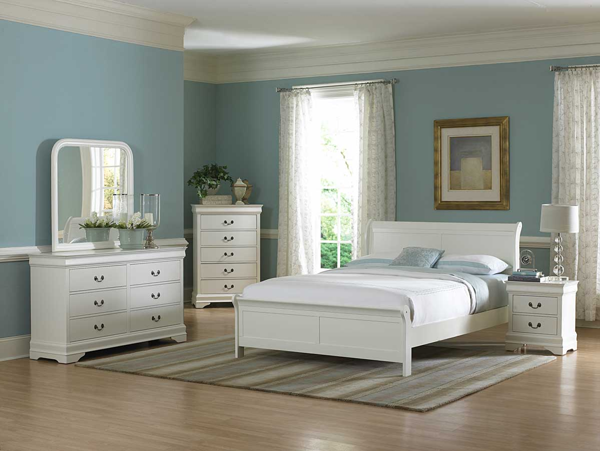 Beautiful Bedroom Furniture Sets Modern white bedroom furniture sets