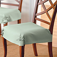 Superbe Beautiful Dobby Dining Room Chair Seat Covers Dining Room Chair Seat Covers