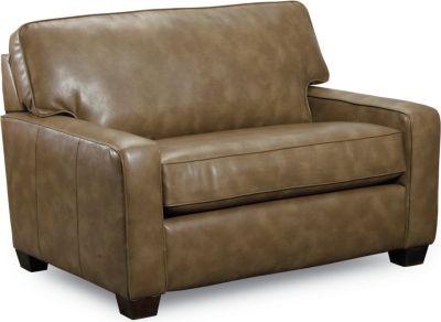 Beautiful Ethan Snuggler® Sleeper, Twin loveseat sleeper sofa