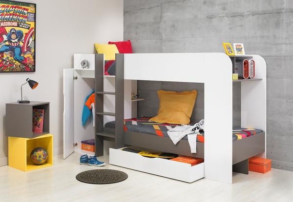 Beautiful Gami Jeko Bunk Bed - Childrens Funky Furniture childrens funky furniture