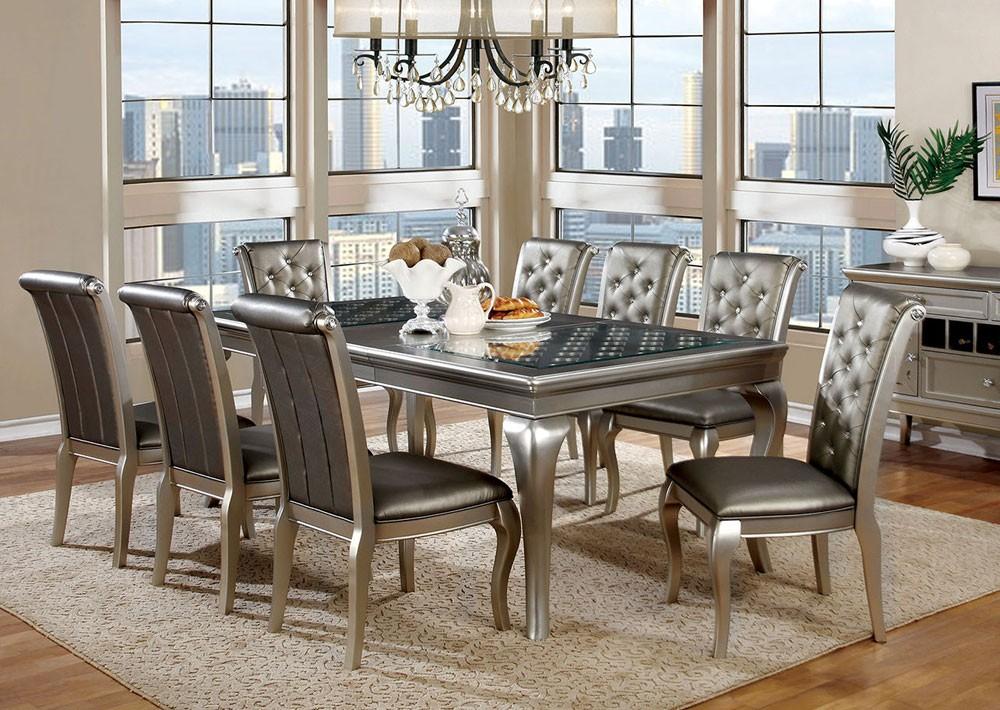 Beautiful Garey Modern Dining Room Furniture Set modern dining room furniture sets