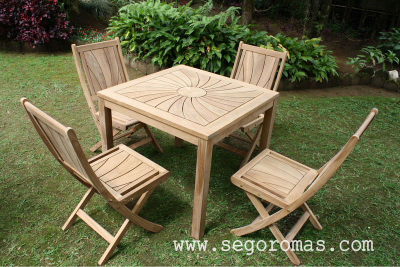 Beautiful High Quality Teak Outdoor Furniture - Solid Teak Wooden Garden Furniture - quality teak garden furniture