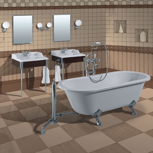 Beautiful How can you create a traditional bathroom that looks as great as any traditional contemporary bathrooms uk