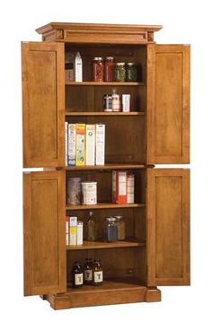 Beautiful How to store things in kitchen pantry storage cabinet? kitchen storage cabinets free standing