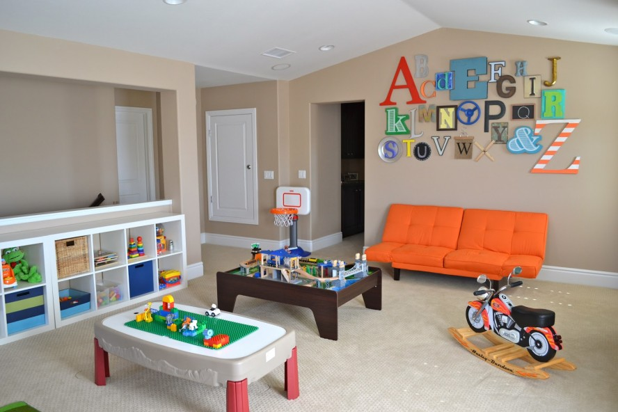 Beautiful Image of: best kids playroom furniture kids playroom furniture