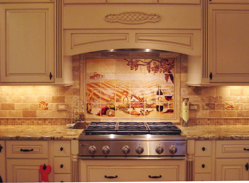 Beautiful Kitchen Backsplash Ideas Part - 47: Beautiful Kitchen Designs Elegant Tile Backsplash ... Kitchen Tile  Backsplash Designs