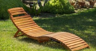 Beautiful Lisbon Outdoor Wood Chaise Lounge: $89.99 for a Noble House Home Lisbon Outdoor wood chaise lounge outdoor