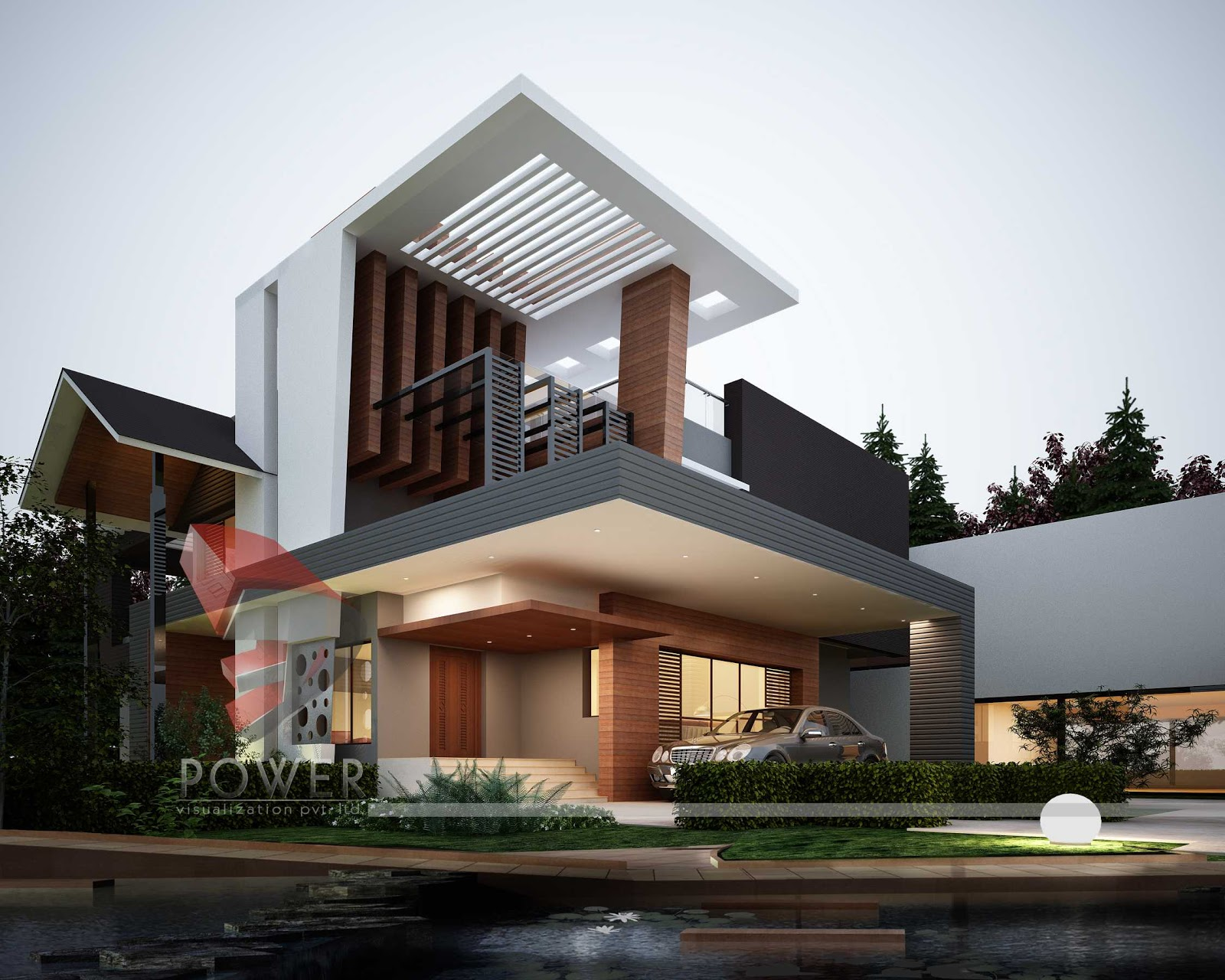 Beautiful Modern Architecture House Design Ideas Magnificent Ultra Home Designs Exterior