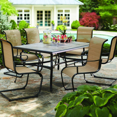 Beautiful Outdoor Dining Sets Patio Furniture Dining Sets