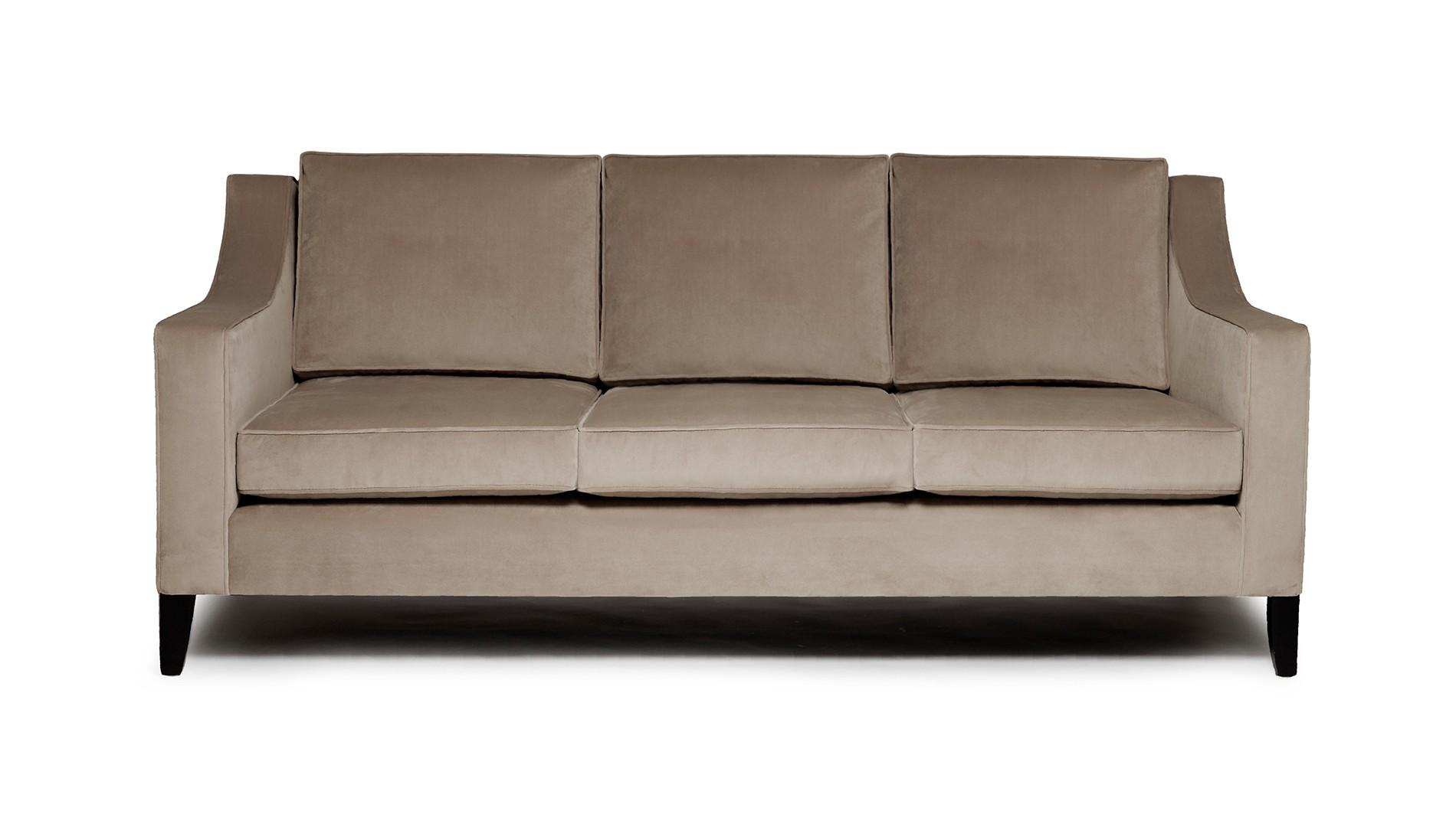 Beautiful Plaza Luxury Velvet Sofa - LuxDeco.com luxury velvet sofas