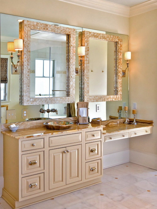 Beautiful SaveEmail bathroom vanity mirrors