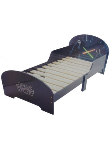 Beautiful Star Wars Toddler Bed: Amazon.co.uk: Kitchen u0026 Home star wars toddler bed
