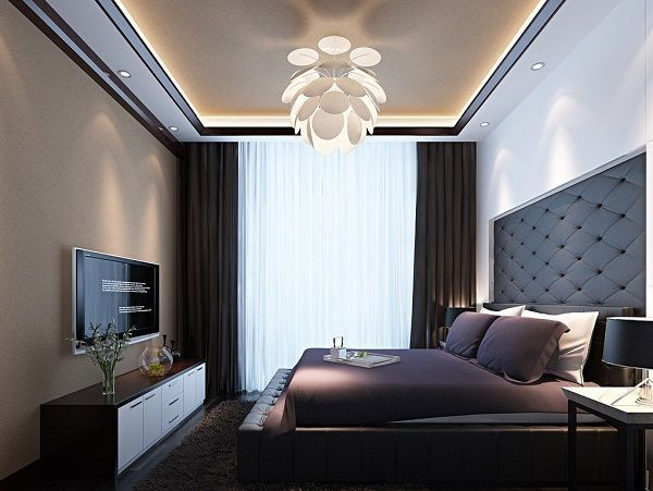 Bedroom ceiling lights: Some Tips - darbylanefurniture.com
