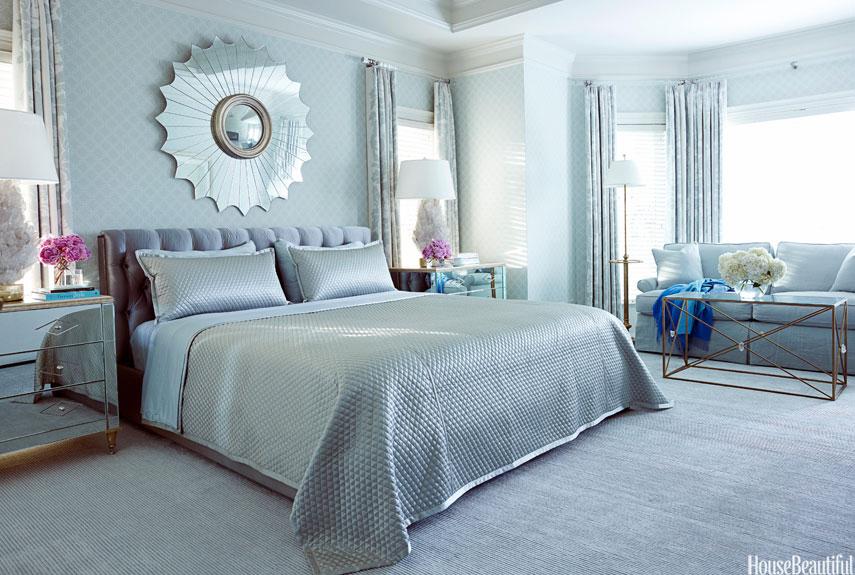 Best 60 Best Bedroom Colors - Modern Paint Color Ideas for Bedrooms - House bedroom colour scheme ideas