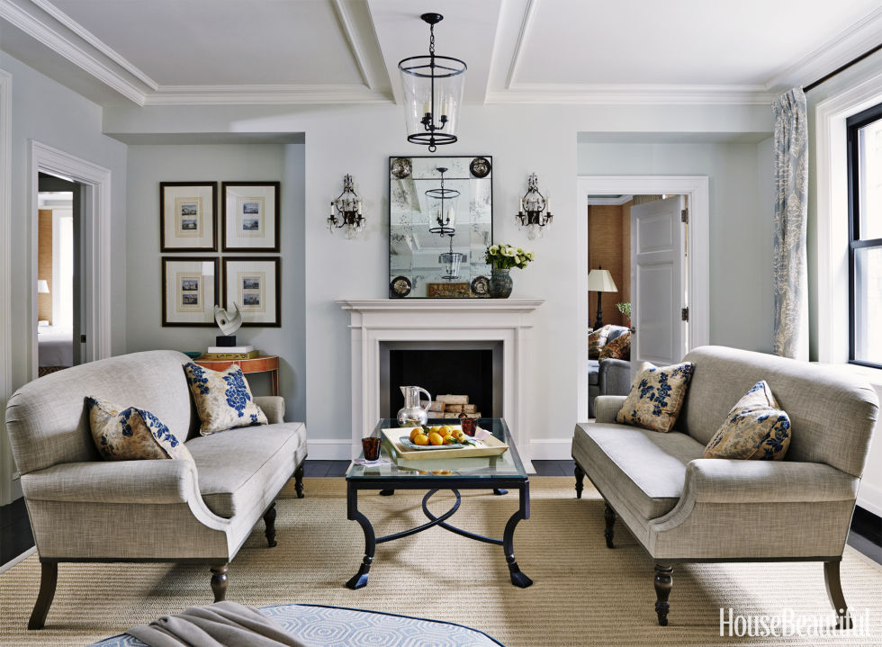 Best 145+ Best Living Room Decorating Ideas u0026 Designs - HouseBeautiful.com home decor ideas for living room