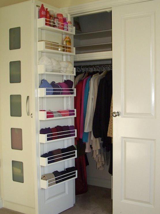 Best 20 Closet Organization Tips u0026 Tricks: built-in shelving · Built In Wardrobe wardrobe storage ideas bedroom
