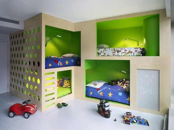 Best 30 Great Double-Decker Bed Ideas You And Your Kids Will Love For Their double bed for kids