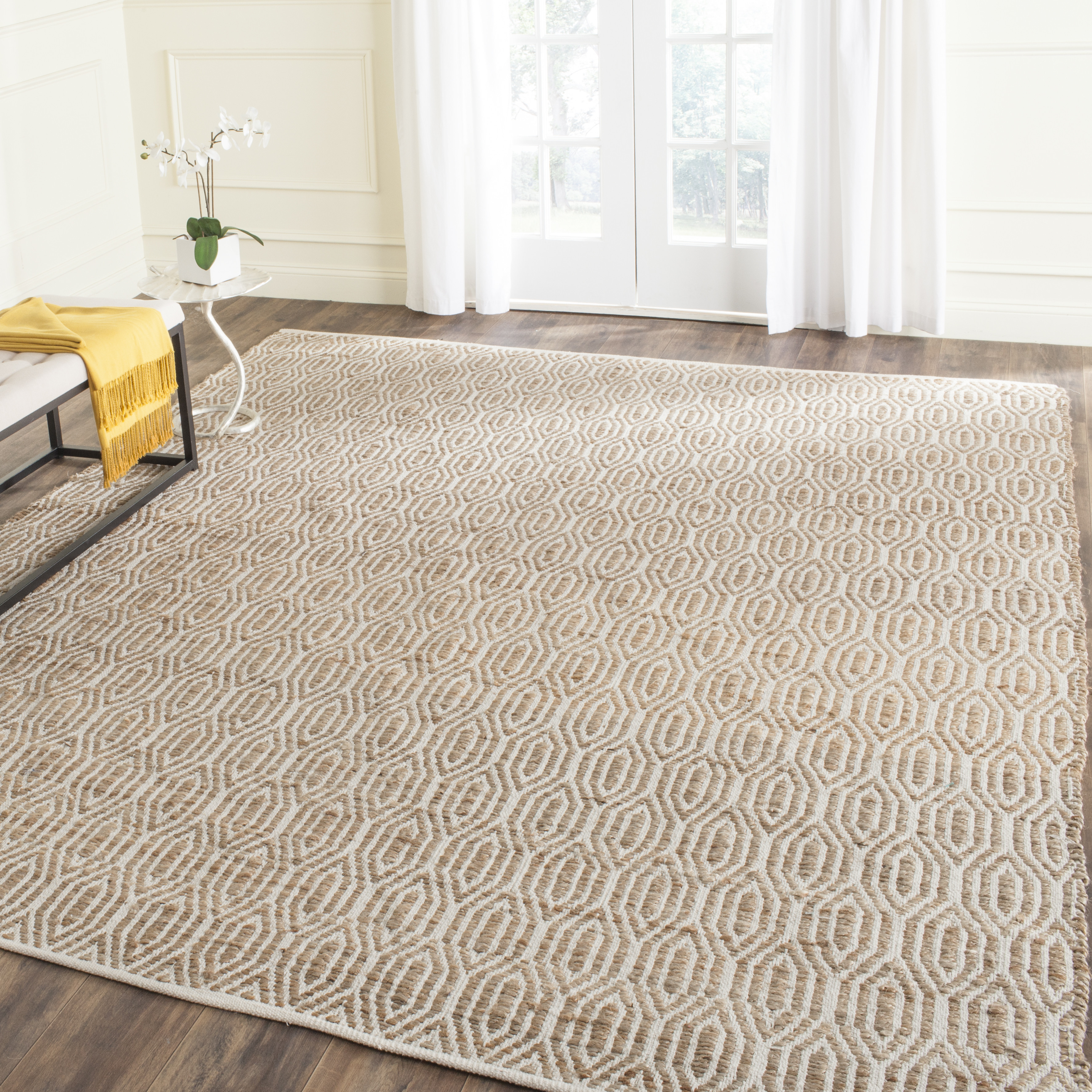 Best Beachcrest Homeu0026trade; Gilchrist Hand-Woven Natural Area Rug natural area rugs