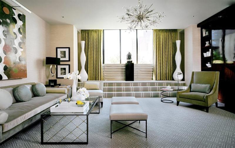 Best Bold Art-Deco Living Room art deco living room furniture