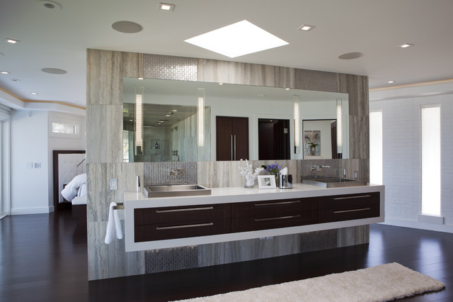Best Classic Contemporary Residence contemporary-bathroom classic contemporary bathrooms