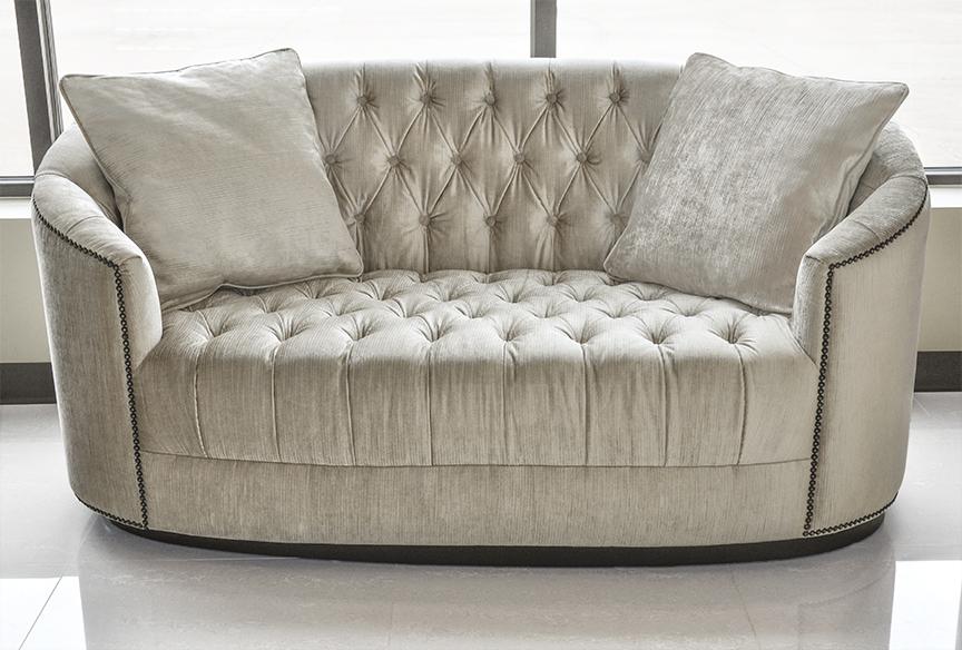 Best click to see larger image. Tufted Sofa Velvet ... velvet tufted sofa