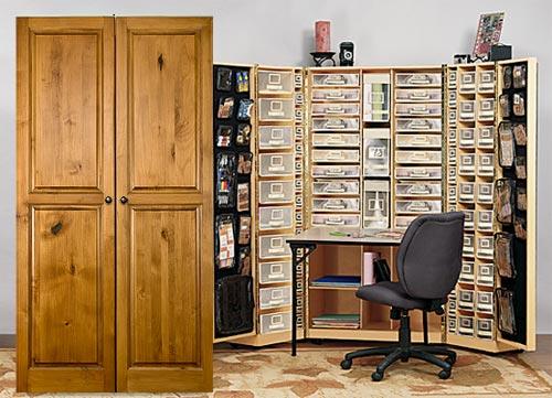 Best Craft Storage furniture - OMG Iu0027m in love! This is what I craft storage furniture