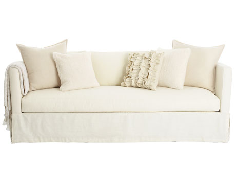 Best cream and white colored pillows on white sofa white sofa pillows