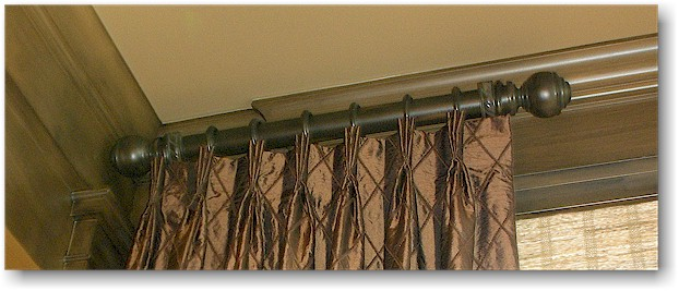 Best Decorative Wooden Curtain Rods For worthy Window Treatments Small Curtains  And decorative wooden curtain rods