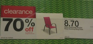 Best Details: If you are looking for new patio furniture check Target for stack sling patio chair