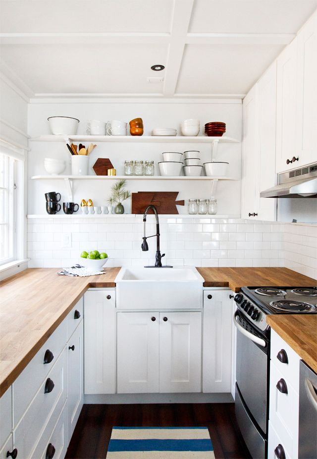 Best Eight great ideas for a small kitchen small kitchen renovations