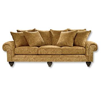 Best Highland Sofa chenille fabric sofa