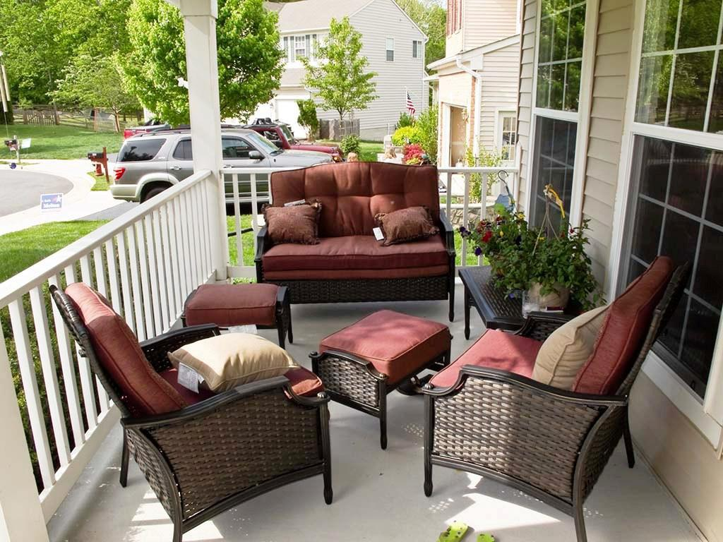 Front Room Furniture Sets Of Porch Furniture Add Some Elegance In Your Home