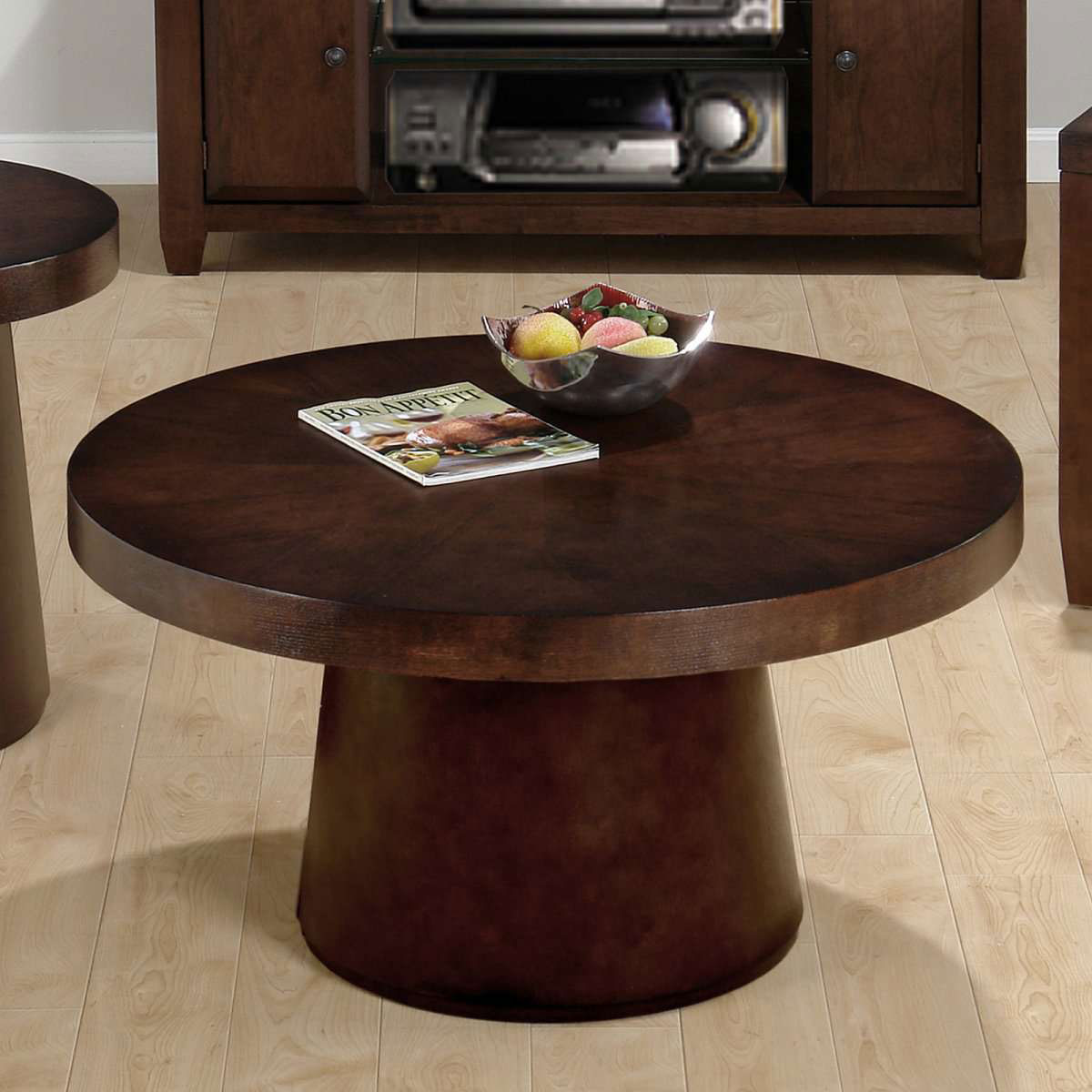 Best Image of: unique round coffee tables unique round coffee tables