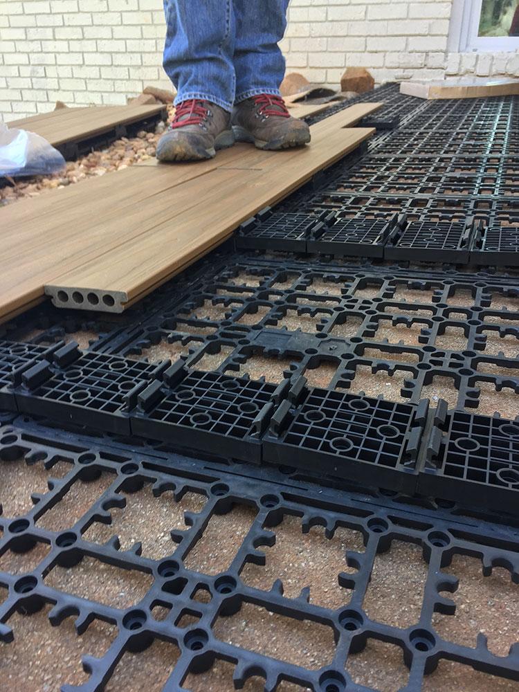 Best flooring options over concrete slab