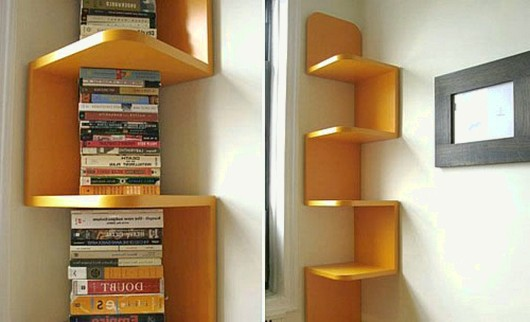 Best modern corner bookcase modern corner bookshelf