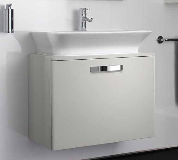 Best Roca The Gap 1 Drawer Vanity Unit Nationwide Bathrooms roca bathroom vanity units