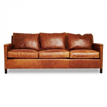 Best The perfect carmel leather sofa. Irving Place Heston Leather Sofa from ABC leather sofa designs