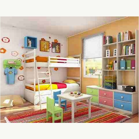 Best This is Kids Double Bed. Code is HPD201. Product of Furniture - Kids double bed for kids
