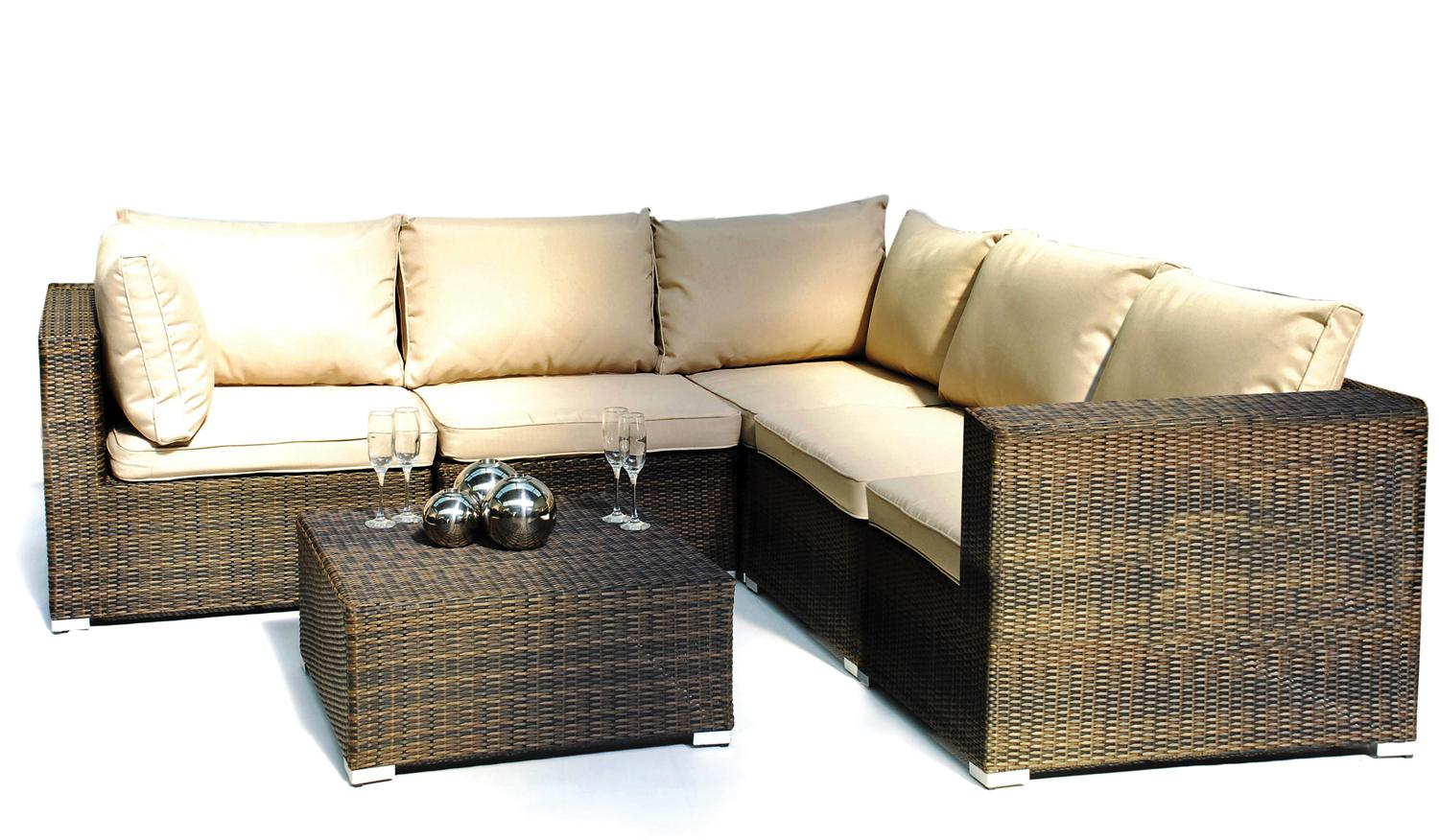Best Use Rattan Sofa Sets To Brighten Your Area u20ac  FurnitureDash rattan sofa set