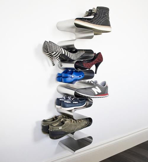 Get stylish and attractive shoe racks Stylish shoe rack