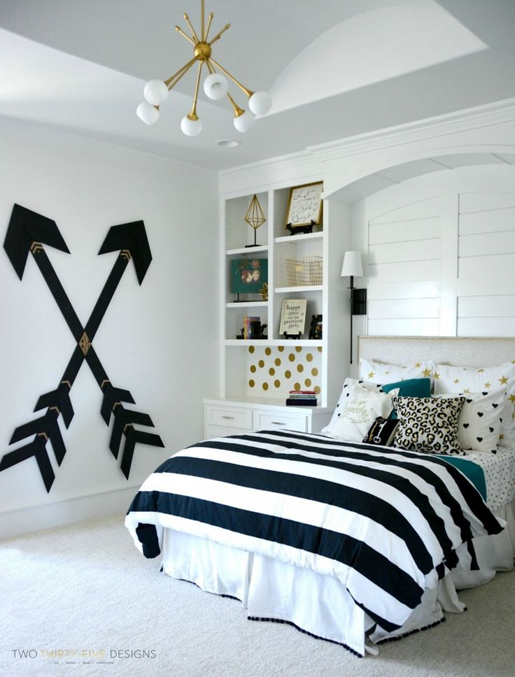 Best Wooden Wall Arrows. Teen Girl BedroomsModern BedroomsTeen Bedroom Ideas ... teen girl room decor