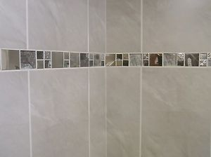 Chic Bathroom Tile Borders border tiles for bathrooms