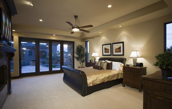Chic ... Bedroom, Best Quiet Ceiling Fans For Bedroom Ceiling Fans Lowes: Cool Bedroom quiet ceiling fans for bedroom