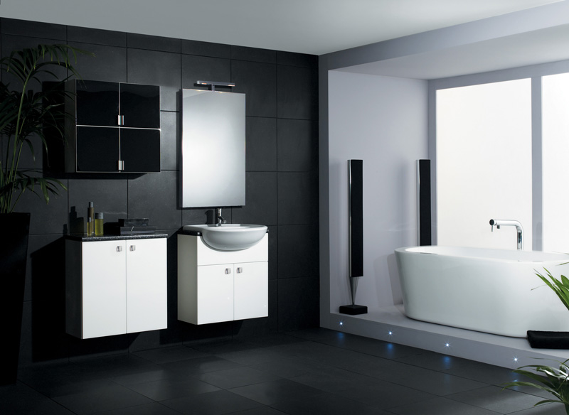 Chic How to pick fitted bathrooms furniture? fully fitted bathrooms